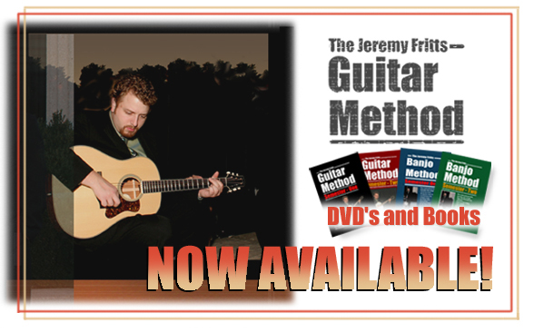 Jeremy Fritts guitar method and one