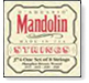 D'Addario medium gauge mandolin strings