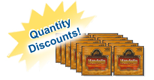 GHS medium mandolin strings quantity