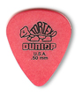 Dunlop tortex text pick .50 gauge